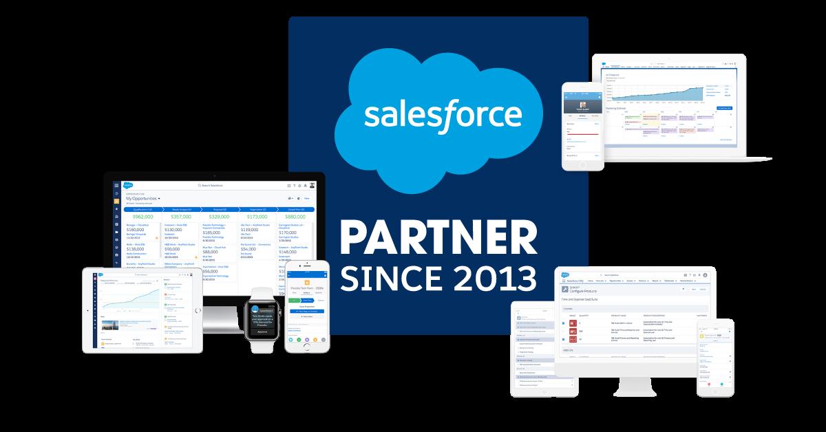 Salesforce Partner – Official Reseller