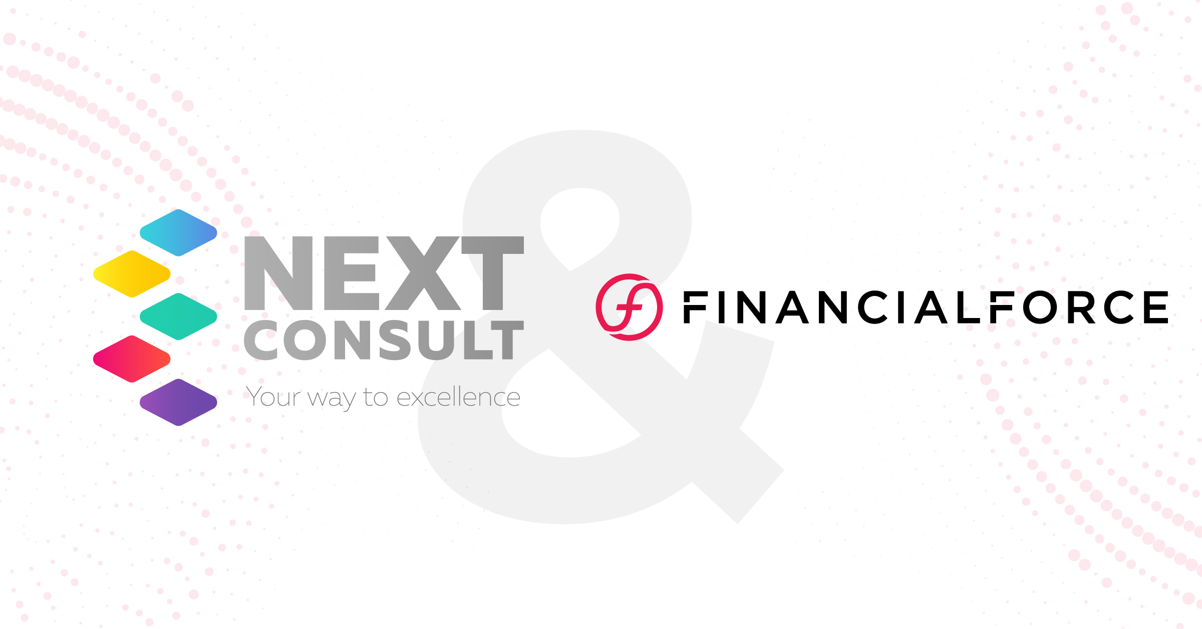 Next Consult becomes certified implementation partner and re-seller of FinancialForce ERP