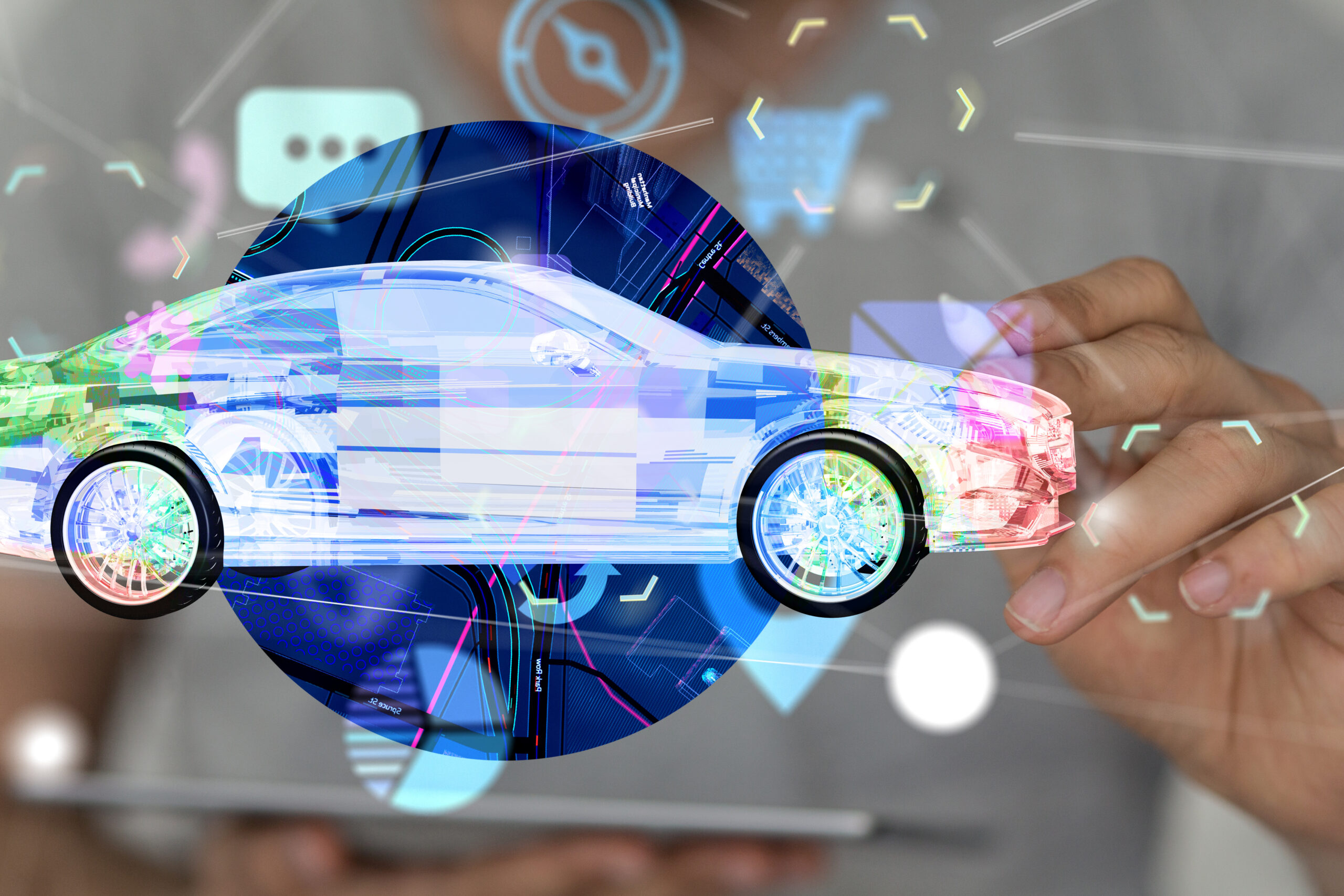 Digital Transformation and CRM solutions for Automotive Industry